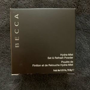 NEW! Becca Hydra-Mist Set & Refresh powder